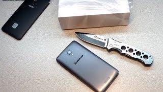 Lenovo S660 рабочая лошадка на каждый день распаковка и первый взгляд