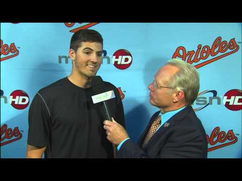 Kevin Gausman talks about the twelve-inning win over the Red Sox