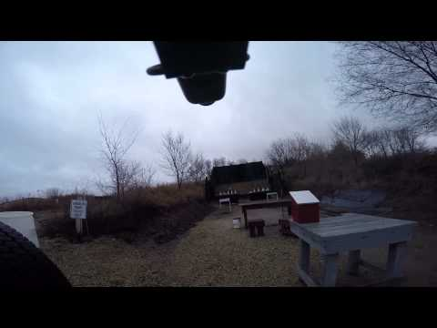 GoPro on a M1A1 Thompson