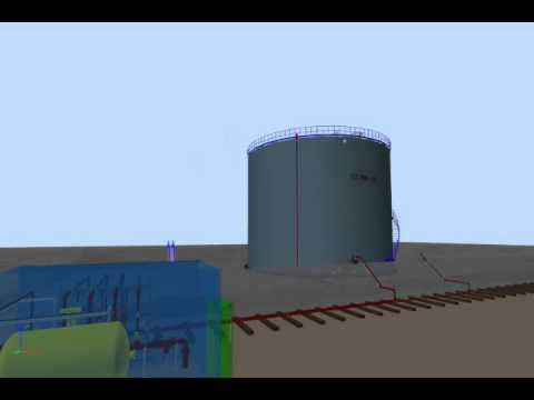 Designing Fire Protection Systems With 3d Animation Fuel