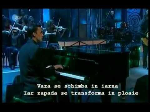 Michael Bublé - Lost   Live (tradus In Romana) Romanian Subtitle video