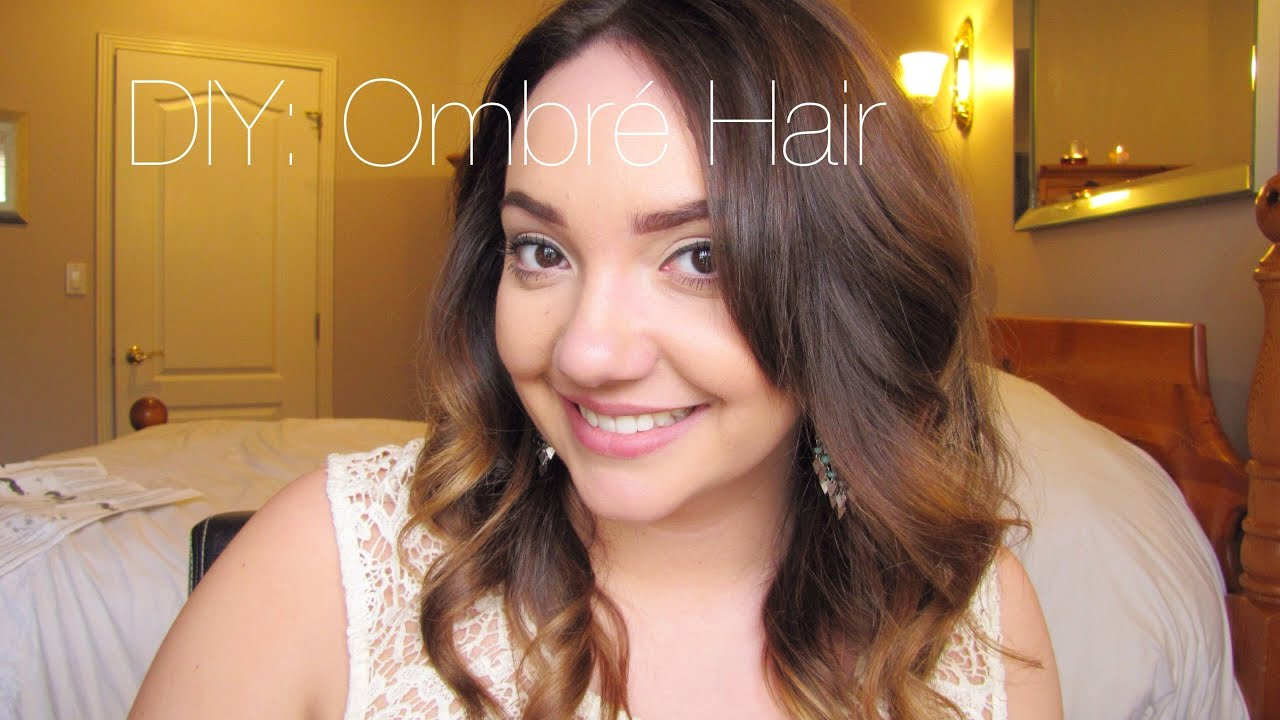 DIY & Review: L'Oreal Superior Preference Ombre Touch - YouTube