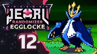 WE JUST GOT ONE SHOT... - Pokémon Pearl Randomizer Egglocke w/ Supra! Episode #12