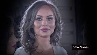 Ivana Trisic, Miss Serbia 2018