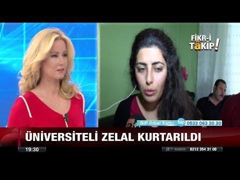 Zelal kurtarıldı, zorbalar yakalandı - 5 Aralık 2017
