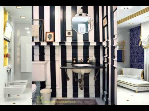 Ideas de decoracion de cuarto de ba o youtube - Decoracion cuartos de bano ...