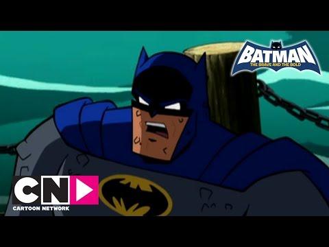 Ziua liberă | Batman: neînfricat şi cutezător | Cartoon Network
