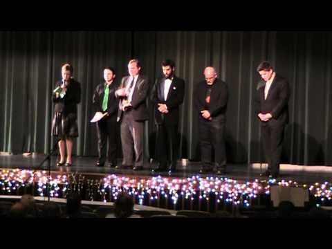 Northwest Catholic High School Christmas Concert 2012: Opening Remarks - 05/30/2013