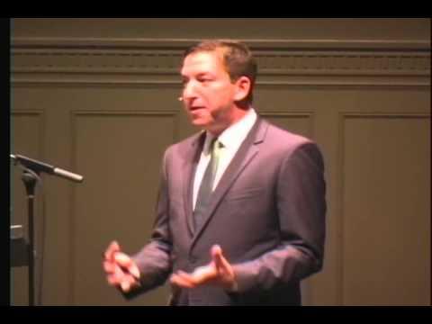 TalkingStickTV - Glenn Greenwald - No Place to Hide: U.S. Book Tour 2014