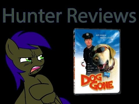 Hunter Reviews: Ghost Dog: A Detective Tail/ Dog Gone