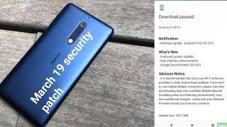 Nokia 7 Plus, Nokia 7.1, Nokia 6.1 Plus, Nokia 6.1 Receiving March Security Updates in India