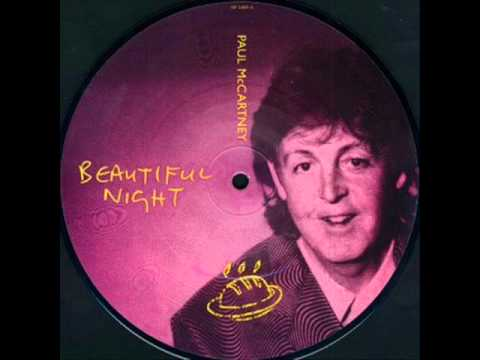 Paul McCartney - Flaming Pie: Beautiful Night Music Videos