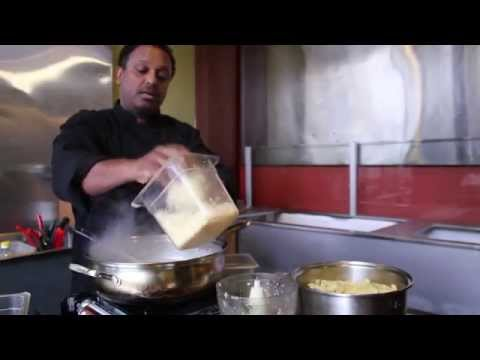 I am Ethiopia: Mulugeta Abate, Owner of Lovage