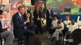 Obama Bemoans Typewriting 'Hassle'