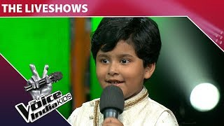 Jayas Kumar | Performs On Hai Peet Jahan Ki Reet | The Voice India Kids | Episode 24