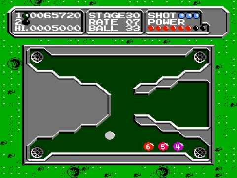 [TAS] NES Lunar Pool