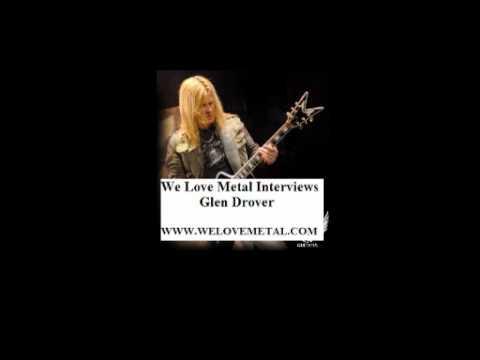 We Love Metal Interviews Glen Drover