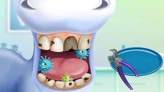 Fun Animal Pet Care Kids Game - Farm Animal Hospital 3 - Play Fun Cute Animal Makeover Game For Kids