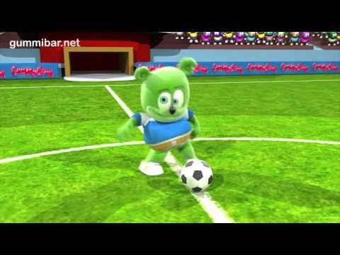 Gummibär - Go For The Goal - World Cup Soccer Song Music Videos