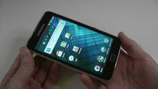 Samsung Galaxy S Player 5.0 WiFi Unboxing & First Look