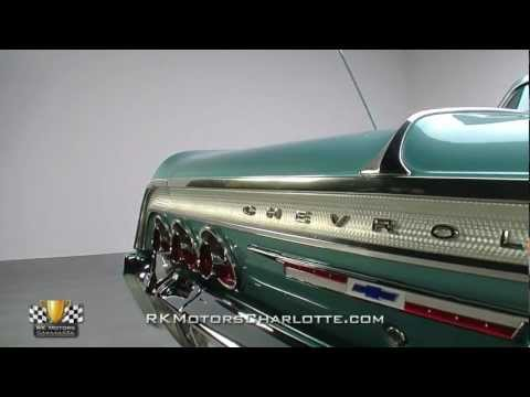 134009 / 1964 Chevrolet Impala SS