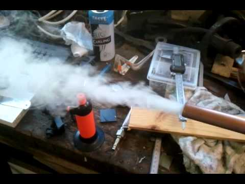 DIY cold smoke generator for food smoking 1 of 2