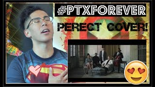 [OFFICIAL VIDEO] Perfect   Pentatonix (COLLEGE STUDENT REACTS!) BEST VERSION OF THE SONG!?!?