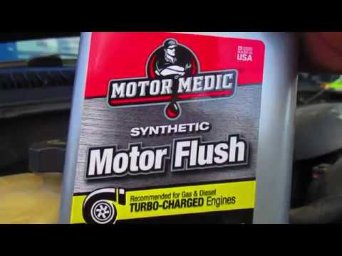 # 42  Dino's WorkShop - Using Engine Oil Flush to cure GM  Lifter Noise