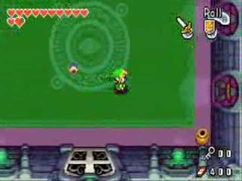 Legend of Zelda: Minish Cap (FINAL BOSS! VS. Vaati) PART I