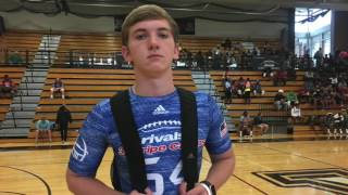Harrison Bailey talks recruiting with Andrew Bone