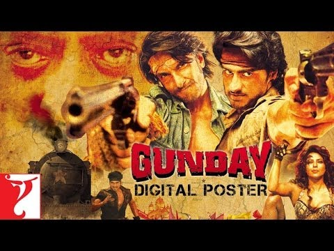 Gunday - Digital Poster