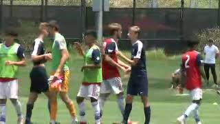 2019 Development Academy Finals: U18/19 Semifinal - FC Dallas vs. St. Louis FC