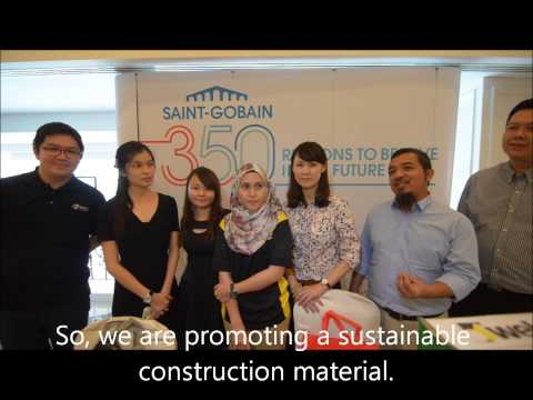 Saint Gobain @ Positioning Malaysian Real Estate Seminar (6th August 2015)