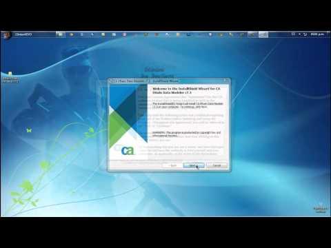 Descarga + Instalacion de ERwin Data Modeler r7.3