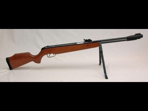 Xisico XS46U underlever air rifle .22 cal a.k.a. 2012 SMK XS38