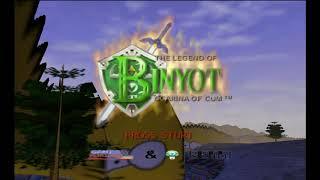 [Vinesauce] Vinny - The Legend of Binyot (The Legend of Zelda: Ocarina of Time)
