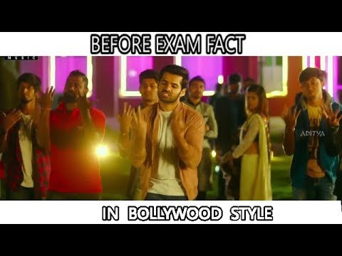 Before Exam Fact in Bollywood Style (RE-UPLOAD) | Bollywood Songs Vines | RH Rohan