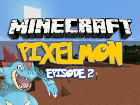 Minecraft Pixelmon   Wonder Trade   Episode 2 (Pokemon Mod)
