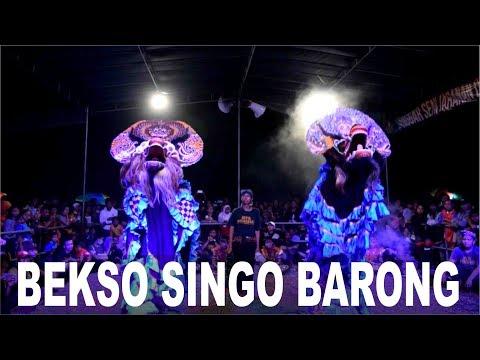 KOREO BARONG KEMBAR - BEKSO SINGO BARONG - JATHILAN KENYA MAYANGKARA - JETIS KALASAN SLEMAN