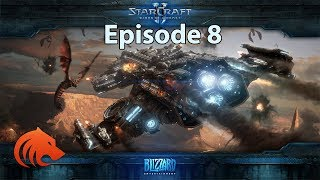 StarCraft 2: SLAY ALL THE HYBRIDS!!