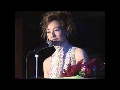 夏樹陽子 第一回ライブNATURA  ♪ 見上げてごらん夜の星を ♪ Yoko Natsuki 夏樹陽子 検索動画 26