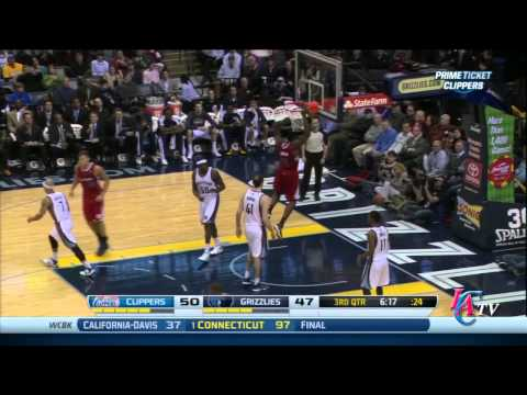 Clippers vs. Grizzlies Highlights | 12/05/2013