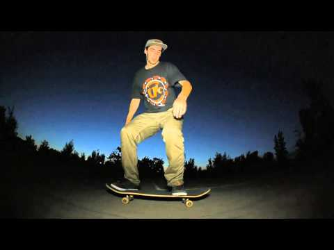 ULC Skateboards Alexandre Hallé Trailer 2014 (raw version for mobile)