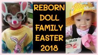 Reborn family Easter Fun in Nursery
