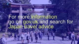 BRITISH EMBASSY TOKYO: Travel aware: local laws and customs