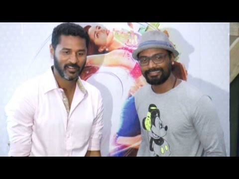 Prabhu Deva And Remo D'Souza Share Their ABCD 2 Experience