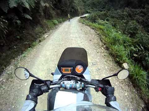 Carretera De La Muerte, Josua Und Radfahrer, Up, Teil 13 (xxxx).mp4 video