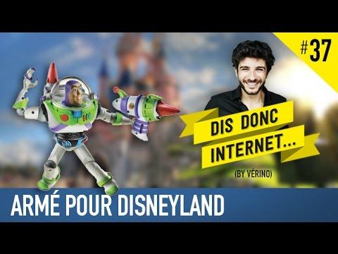VERINO #37 - Armé pour DisneyLand // Dis donc internet...