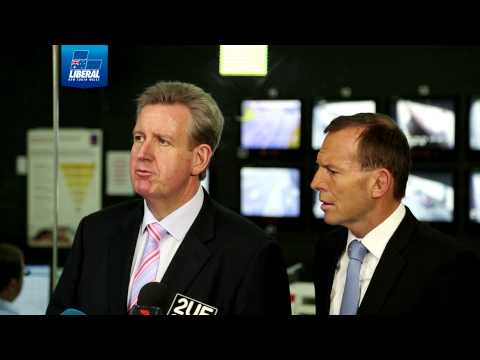 PREMIER WELCOMES FEDERAL COALITION'S $1.5 BILLION COMMITMENT TO WESTCONNEX