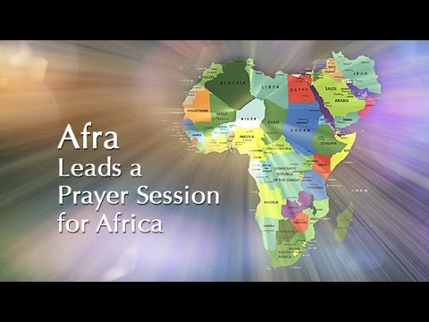 Prayers to Mitigate Destruction throughout Africa